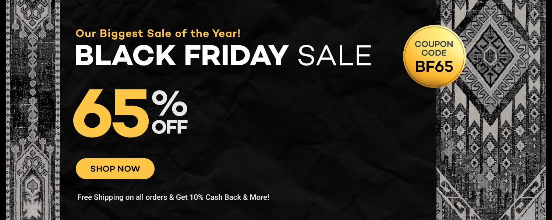 Black Friday Sale 65 off