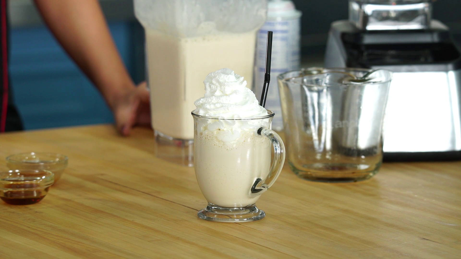 Blending 101 Frozen Coffee