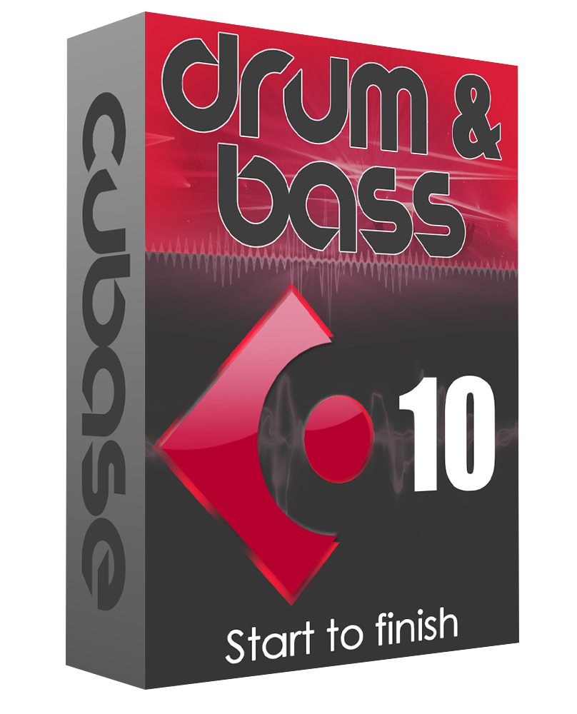 Cubase Tutorial Drum and Bass