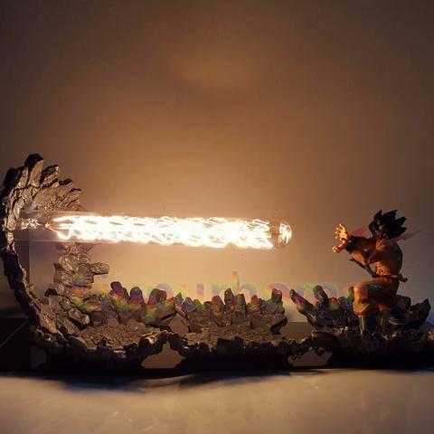 Kamehameha lamp
