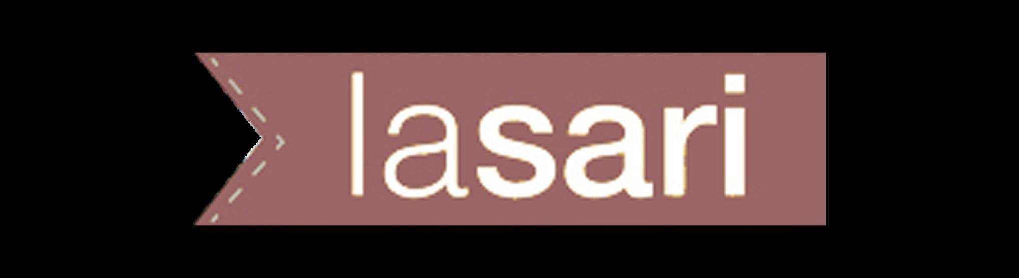 Lasari design webseite