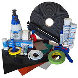 A Snapshot of Some of the Products in Swift Supplies' Range