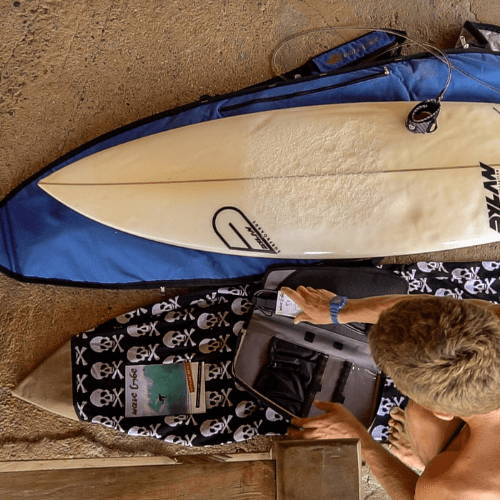 Eco-friendly Surfboards