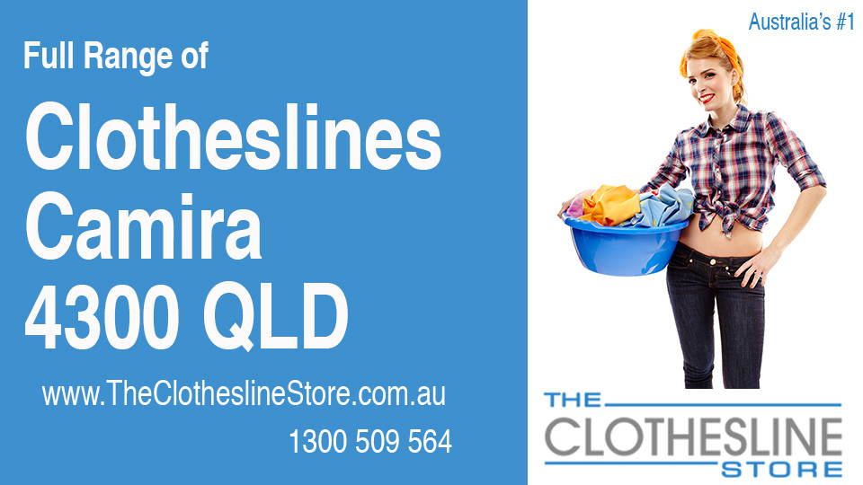 New Clotheslines in Camira Queensland 4300