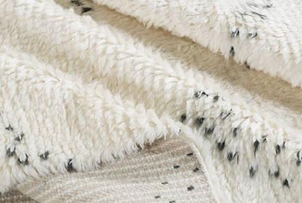 Detail of Atlas White Grey