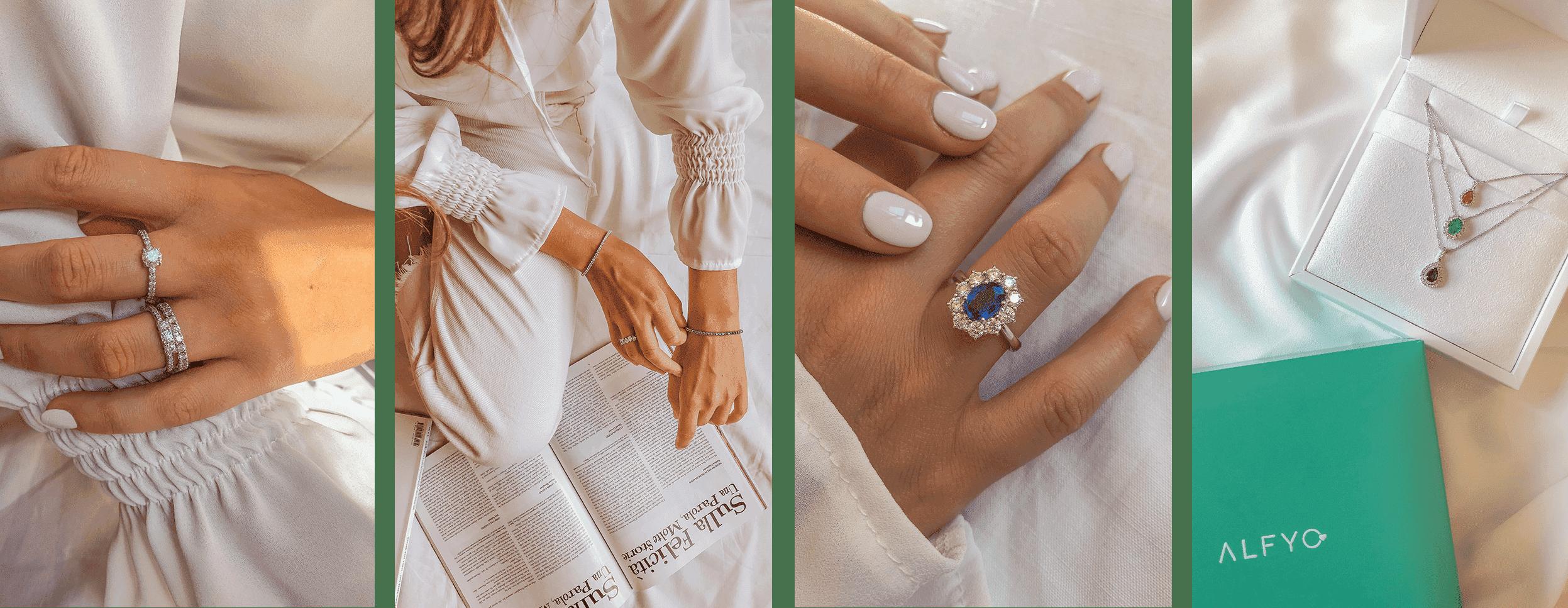 gioielli personalizzati alfyo