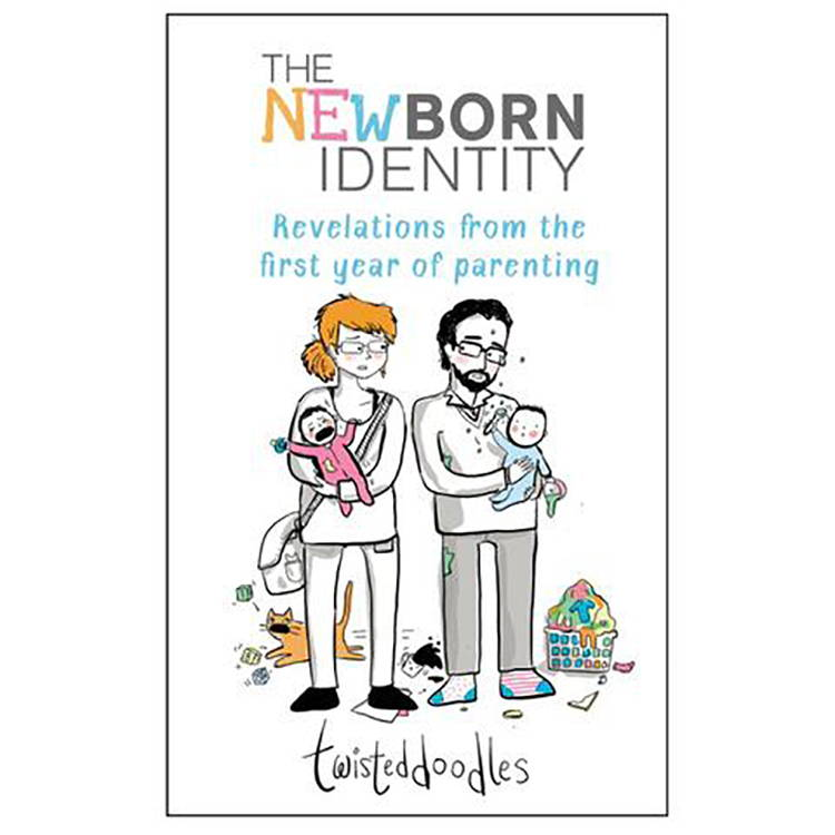 twisted doodles - The Newborn Identity