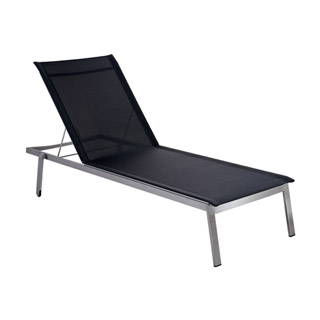 POVL OUTDOOR FRANCK STACKING CHAISE LOUNGE