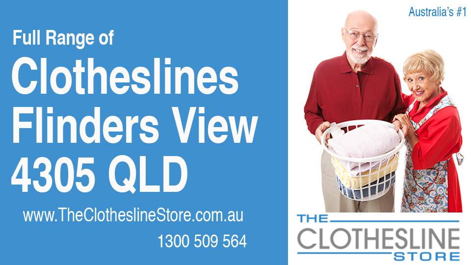 New Clotheslines in Flinders View Queensland 4305