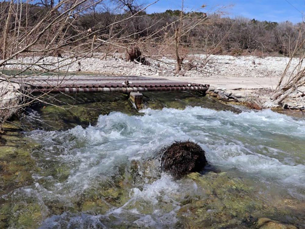 the south llano river