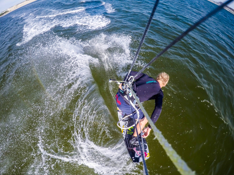 Kite Line Mount for GoPro