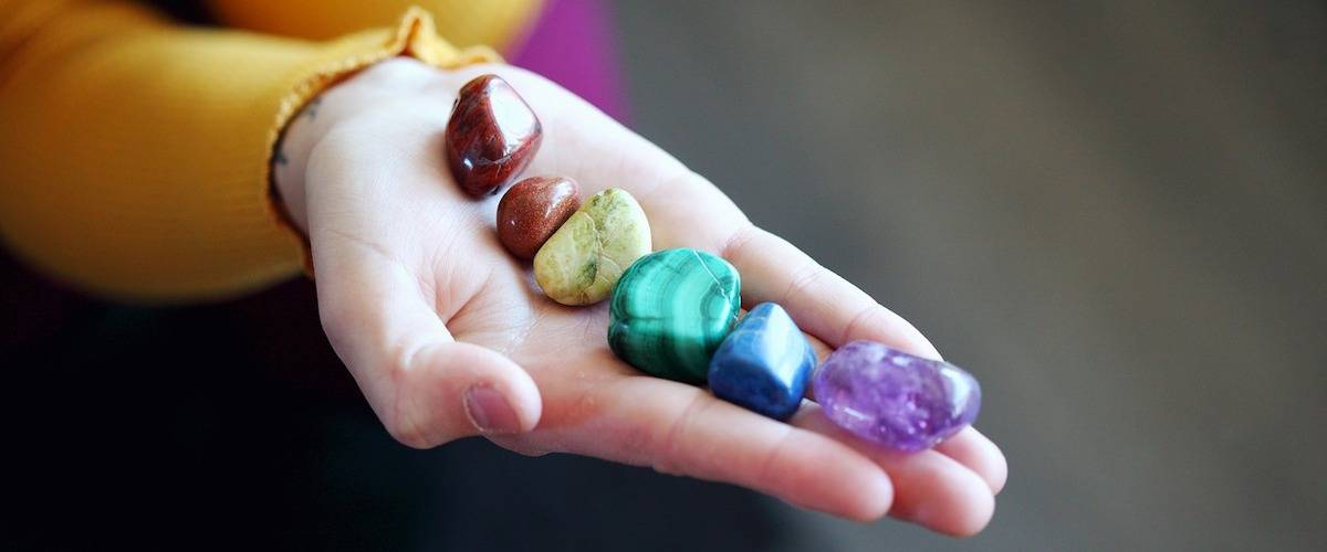 5 crystals for setting intentions