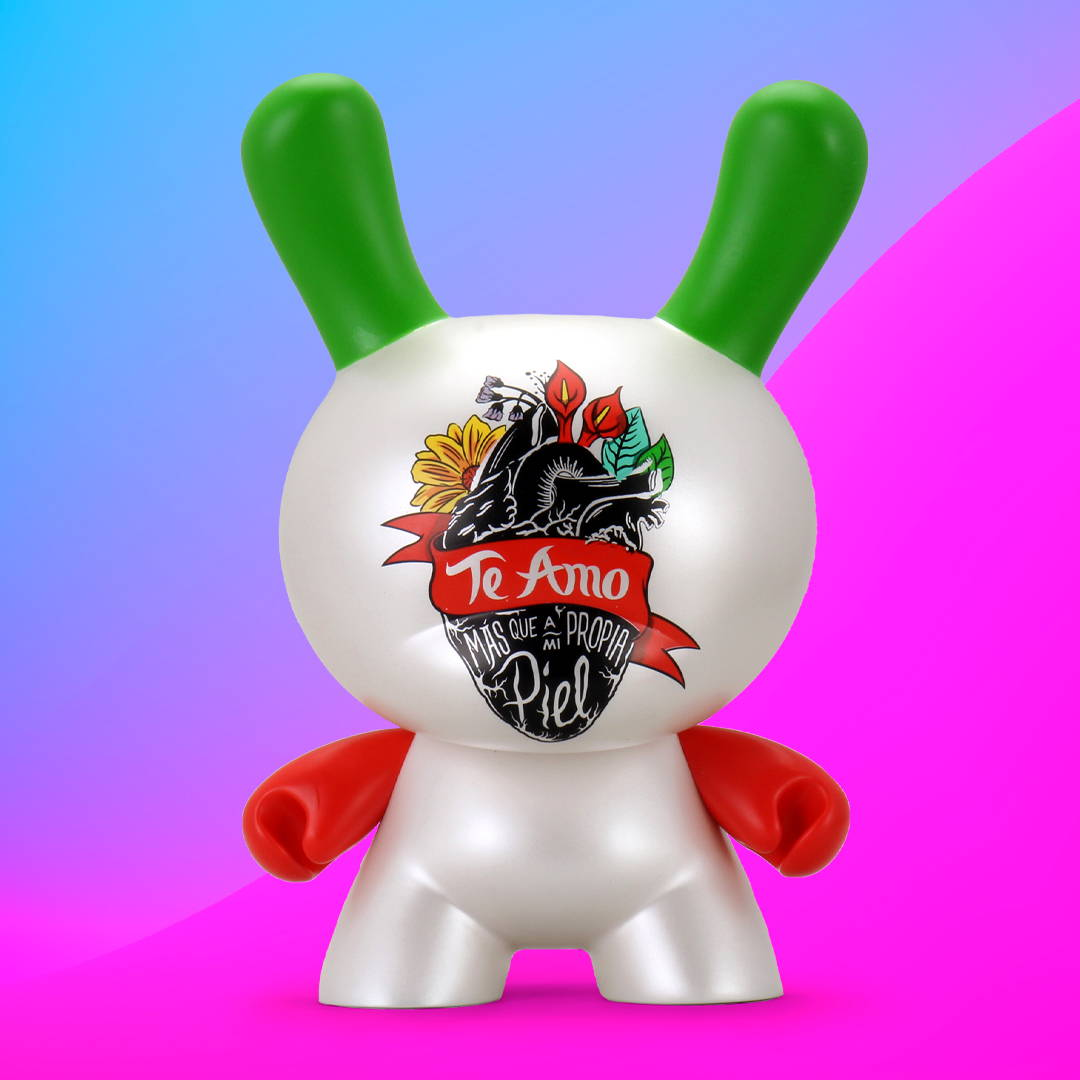 Frida Kahlo Dunny SDCC Exclusive 2020
