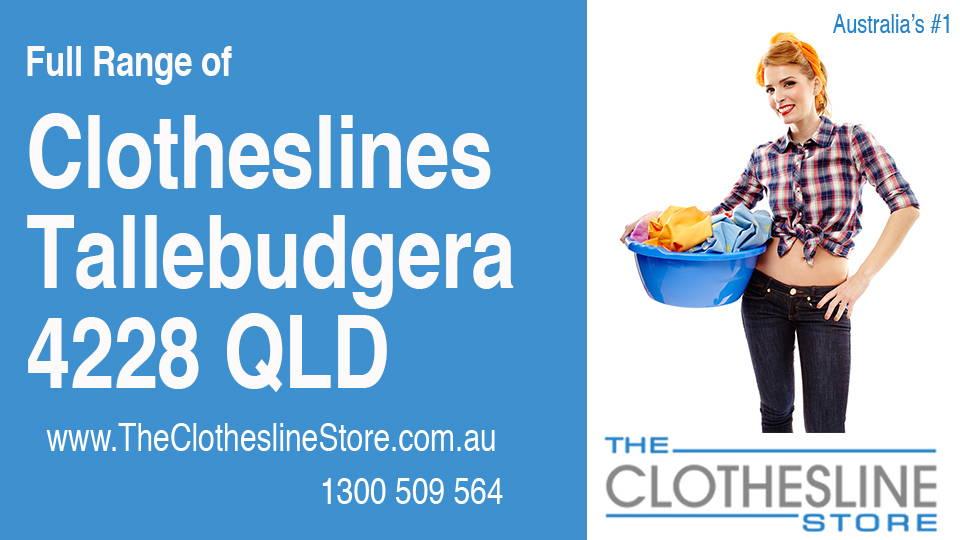 New Clotheslines in Tallebudgera Queensland 4228