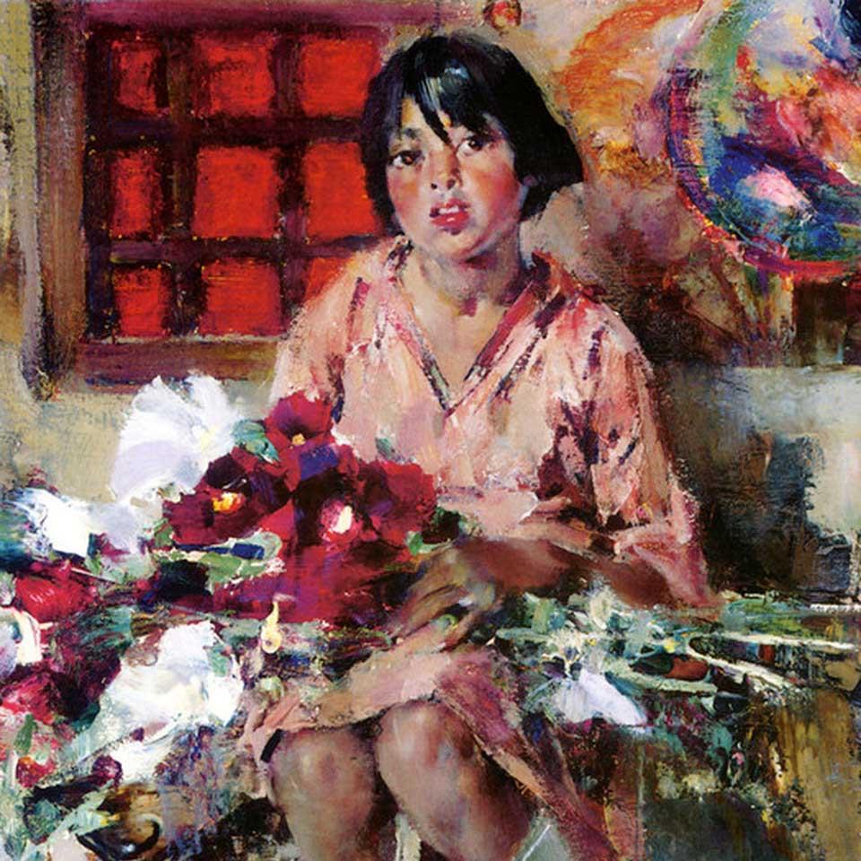 Nicolai Fechin Art