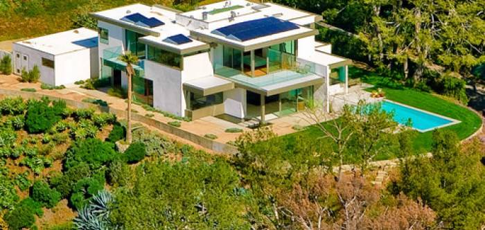 Lookout Residence in LA
