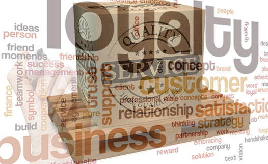Customer loyalty and packaging