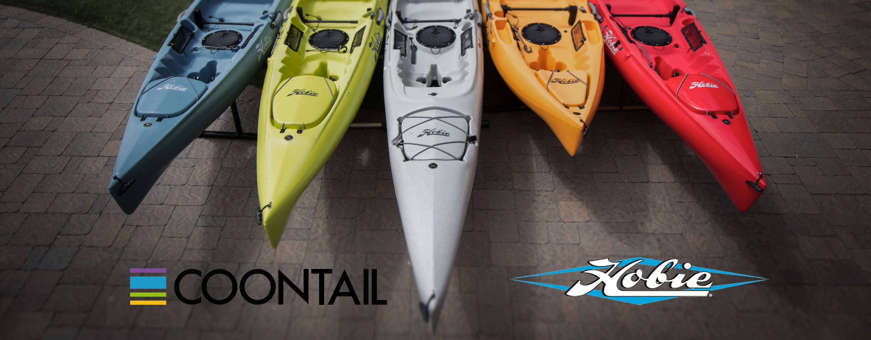 Hobie Kayak Dealer Wisconsin S Best Selection Coontail