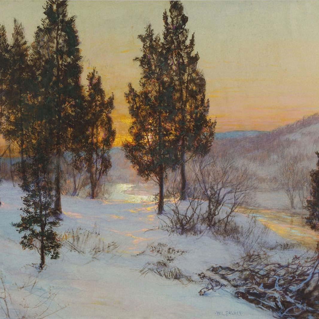 Walter Launt Palmer Art