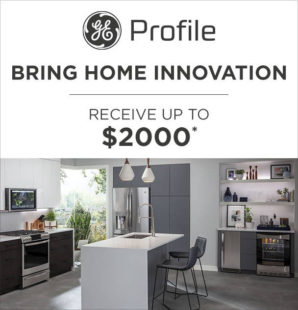 Bring Home Innovation. Receive up to $2000