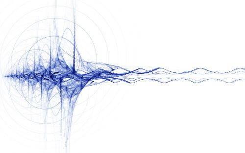visualizing a sound wave