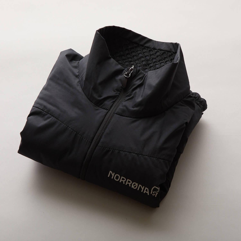 NORRONA(ノローナ)/フォルケティン オクタジャケット/ブラック/WOMENS