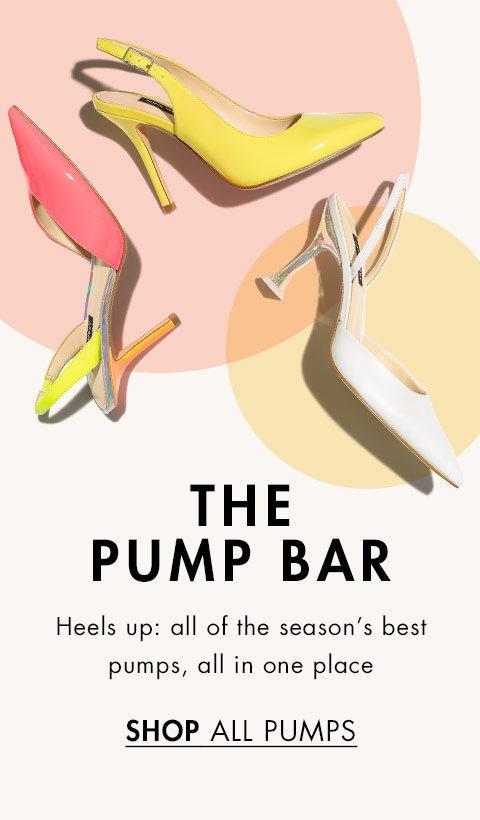 Shop the Pump Bar