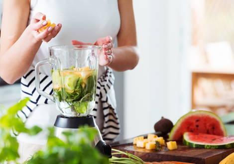 Abnehmen mit der richtigen Diät und Ernäh