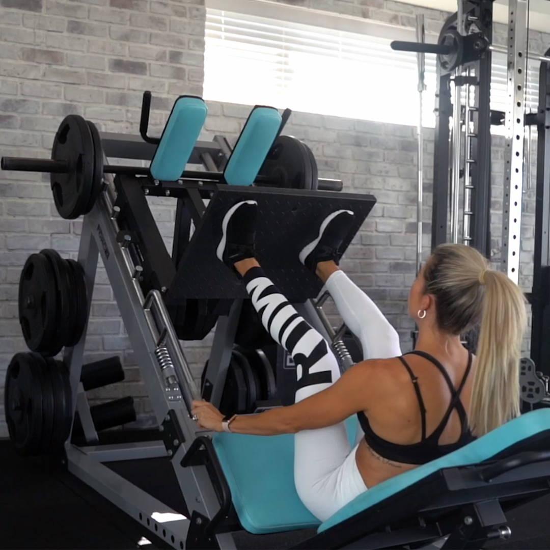 Commercial Gym Equipment Tenille Duncan PT Studio Goldcoast