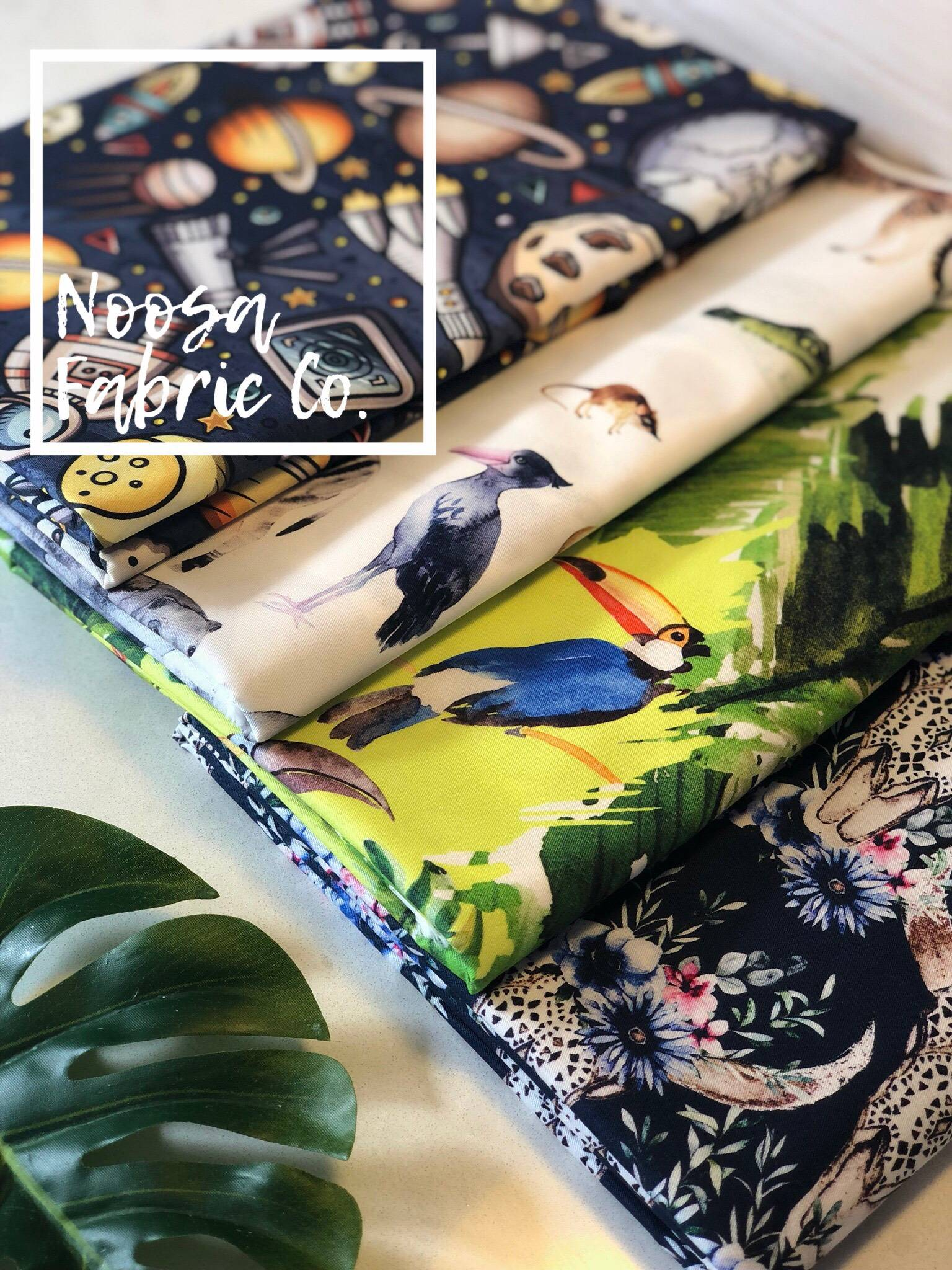 Noosa Fabric Co - Love Australian Handmade