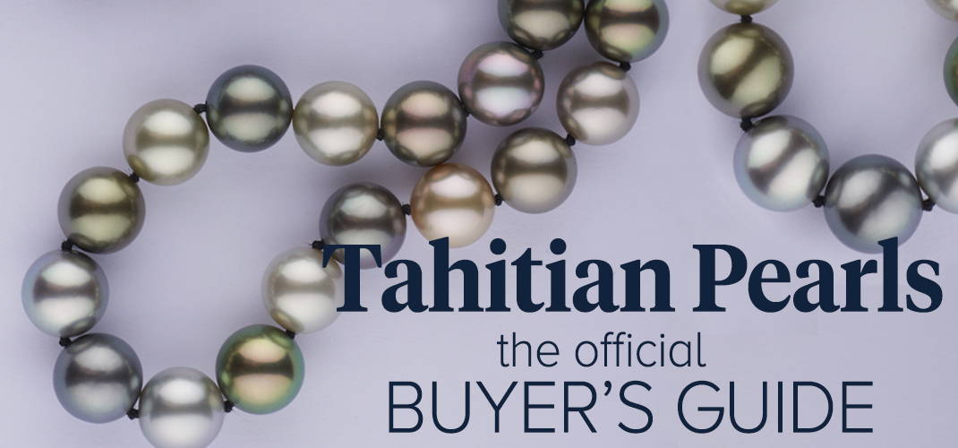 The Tahitian Pearl Buyer's Guide