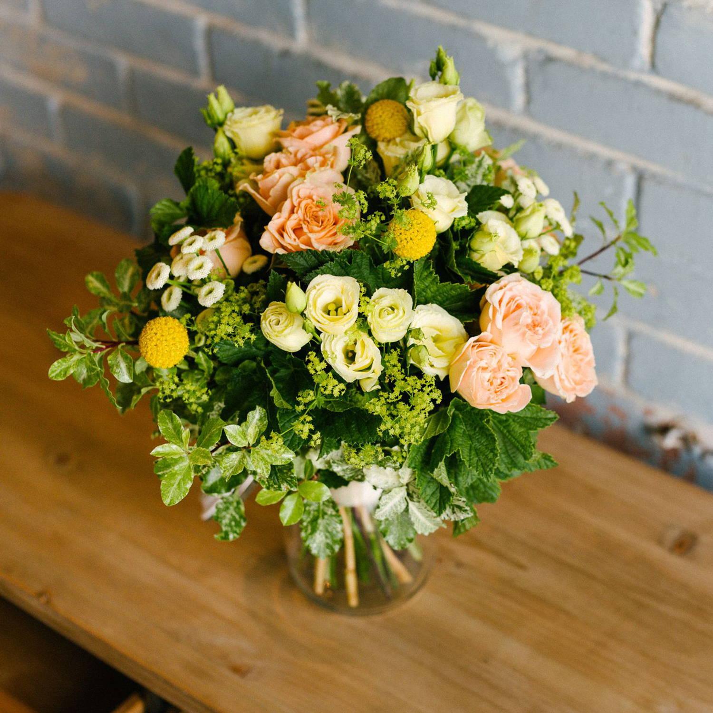 créateur et artisan fleuriste