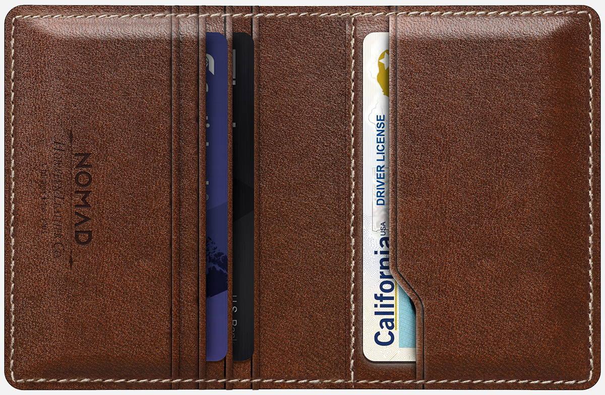 NOMAD Slim Wallet 11 - Sneapy