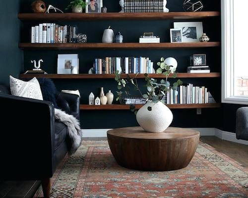 Add smooth curves to your room with one of these top 10 round coffee tables.