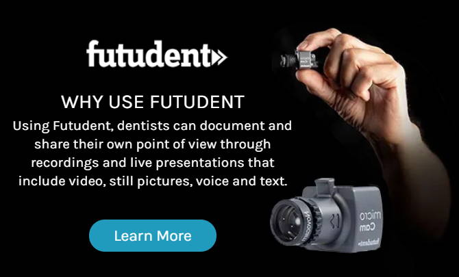 Futudent - Mini Dental Camera
