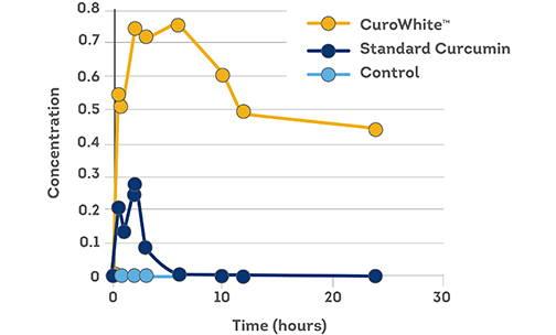 CuroWhite Curcumin Bioavailability Study