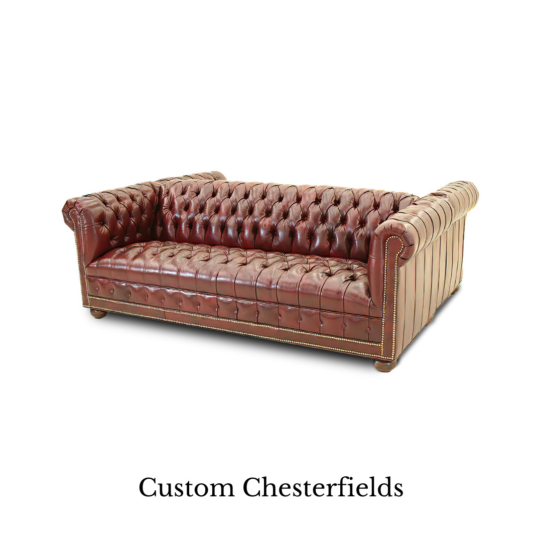 Custom Chesterfield Sofas