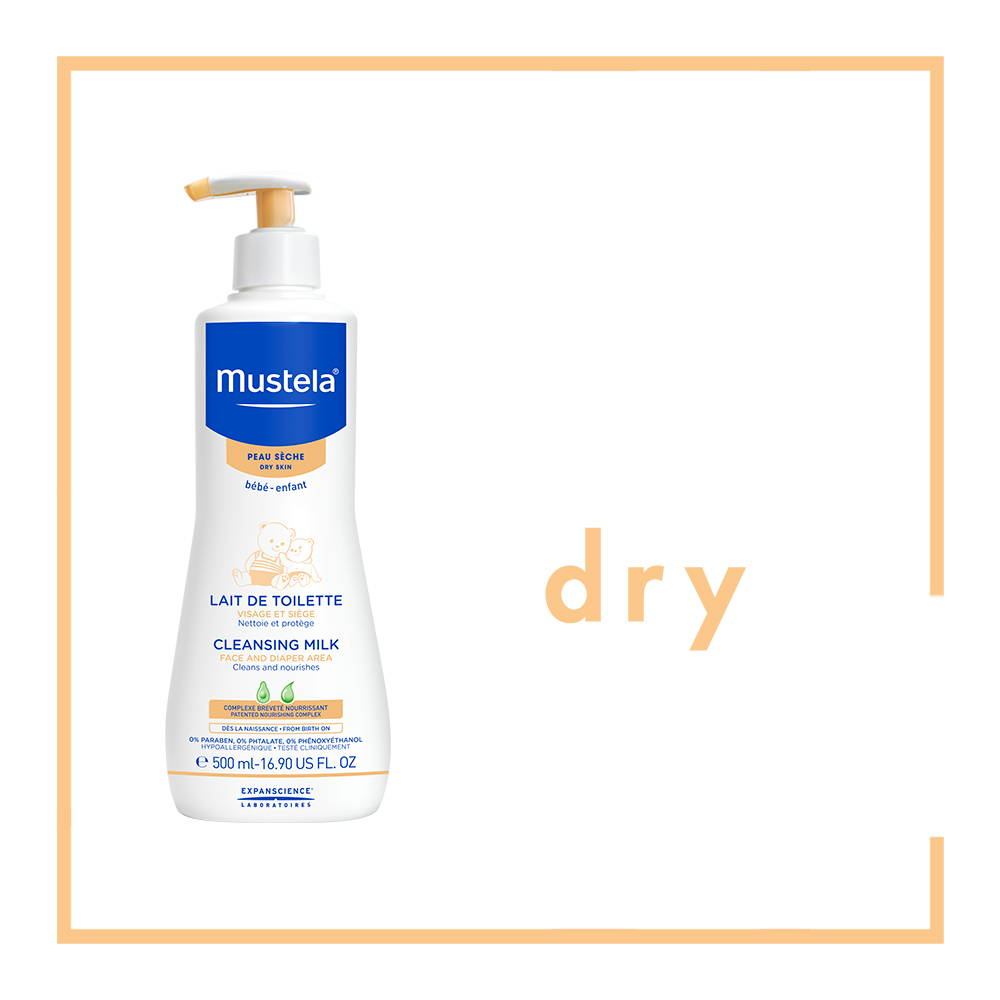 Mustela Baby Dry Skin