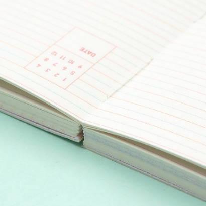 Opens flat - Ardium 2020 Light dated daily planner scheduler