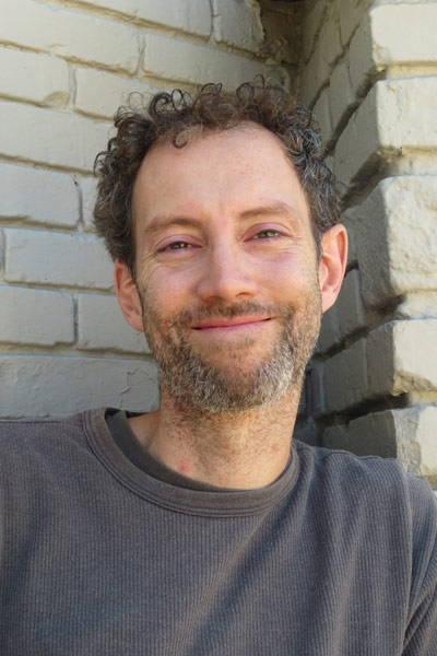 John Moody author photo