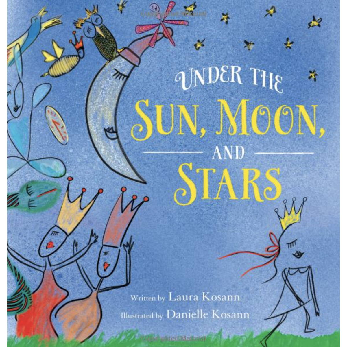 Under the sun moon and stars book