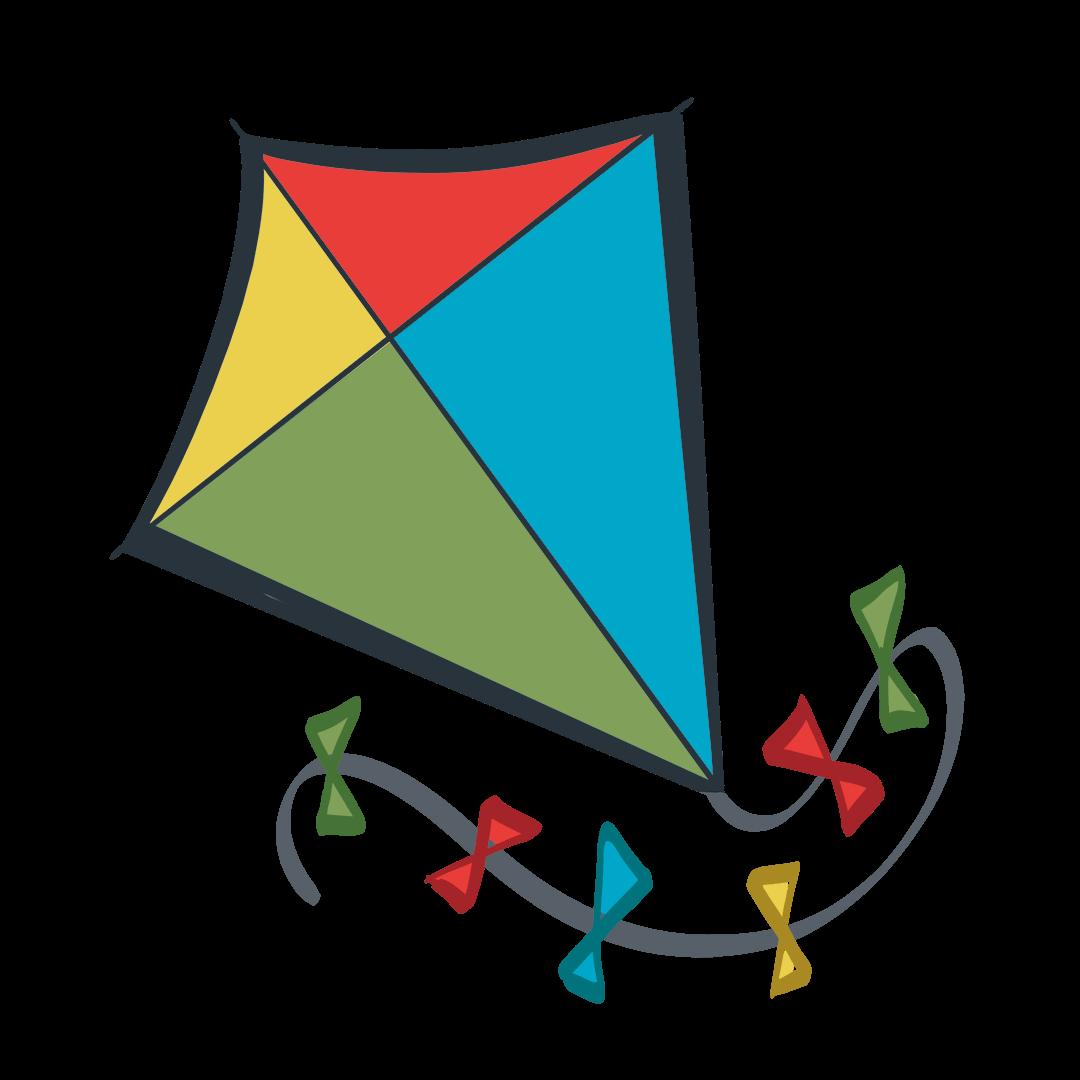 illustrated kite