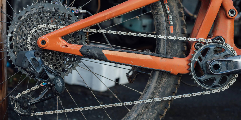 SRAM GX Eagle AXS on a Revel Rascal Mountain bike