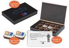 Corporate Diwali Gifts (12 Chocolates - 100 Box)