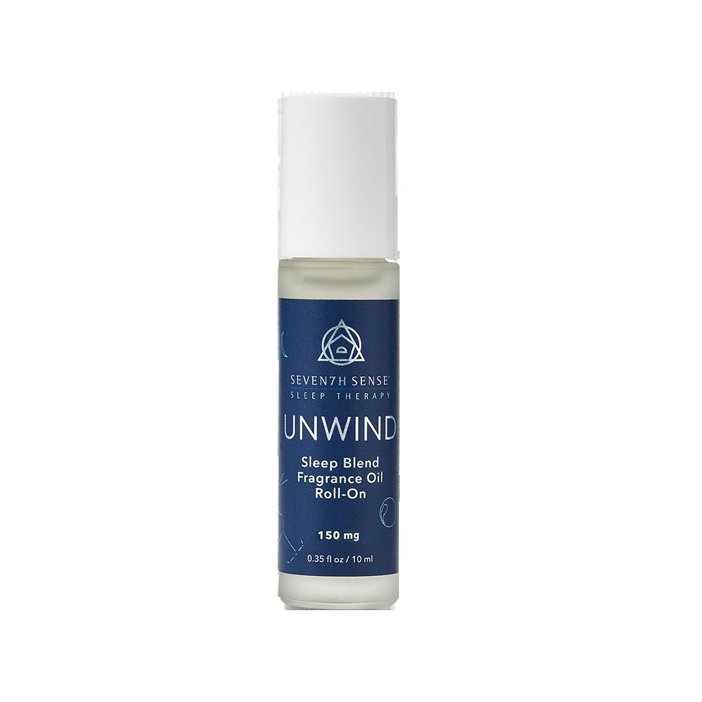 Unwind Oil Sleep Blend Fragrance Roll-On Lavender