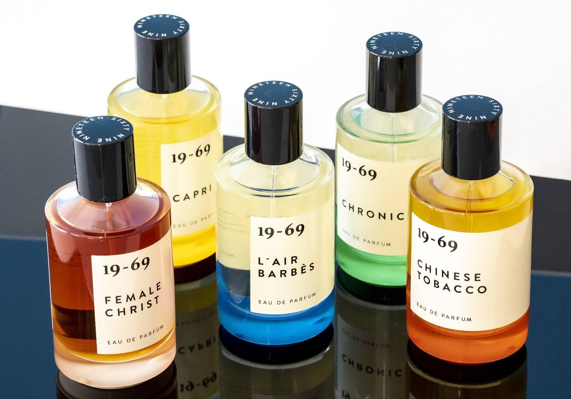 Guide til parfymer – Barbershop.no