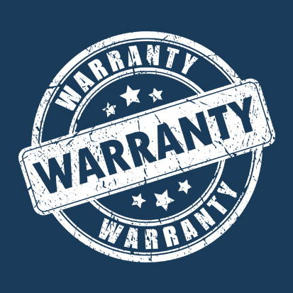 Read our Product Warranty here
