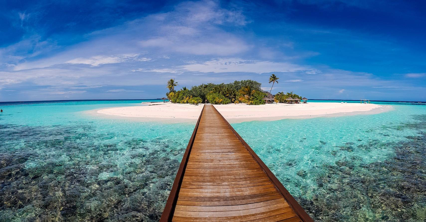 photography of an the Maldives