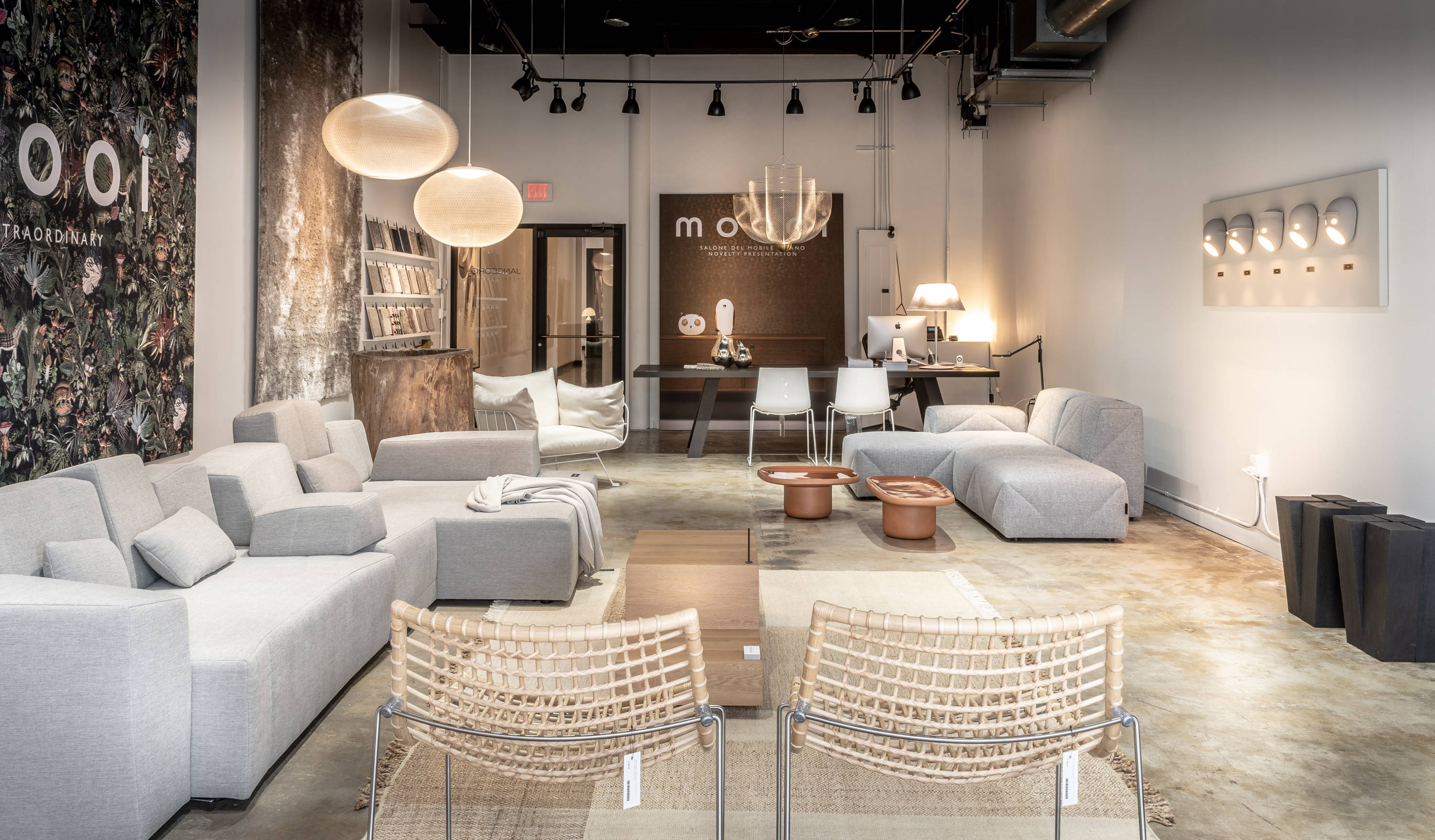 JANGEORGe Interior Design Miami Showroom, 2750 NW 3rd Avenue, Miami, FL 33127, in The Wynwood Buidling