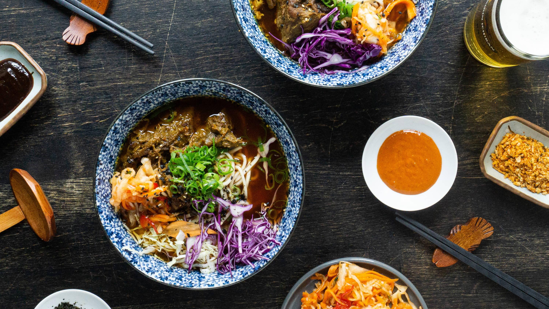 Inspiration til anretning af måltidskasser fra Kung Fu